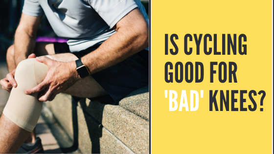 Is cycling good for bad knees