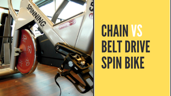 Chain Vs Belt Drive Spin Bike