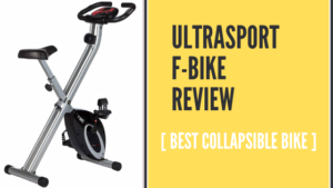 Ultrasport F-Bike Review [ Best Collapsible Exercise Bike ]