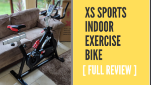 XS Sports Aerobic Indoor Training Exercise Bike [ Full Review ]