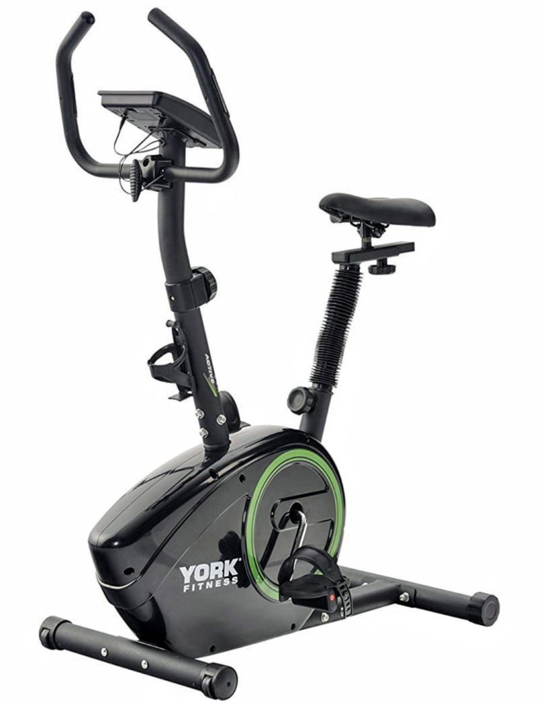 York Active 110 Exercise Bike Frame