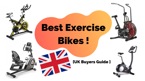 Best Exercise Bikes UK Buyers Guide