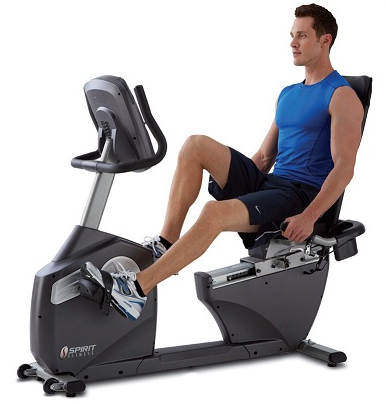 Recumbent Bike after Hip Replacement
