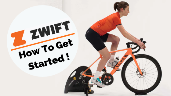 Zwift Cycling How To Get Started !