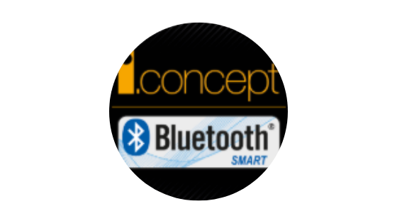 IConcept Bluetooth 4.0 Enabled