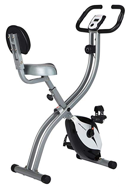 Ultrasport F-Bike Backrest Stationary Bike