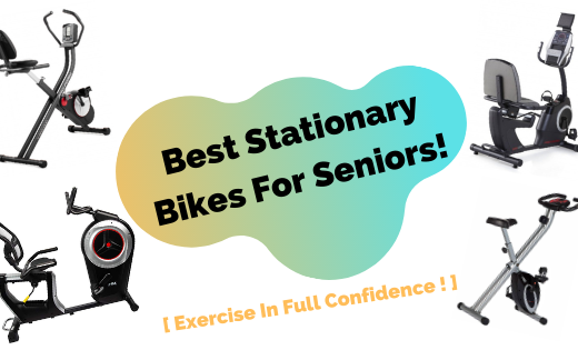 Best Stationary Bikes For Seniors