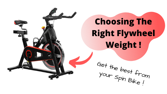 Choosing the Right Flywheel Weight For Your Spin Bike