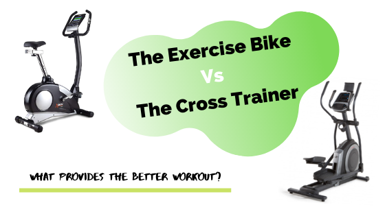 Exercise Bike Vs Crosstrainer