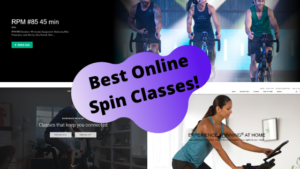 Best Online Spin Classes