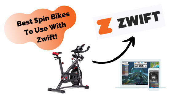 Best Spin Bikes To Use With Zwift