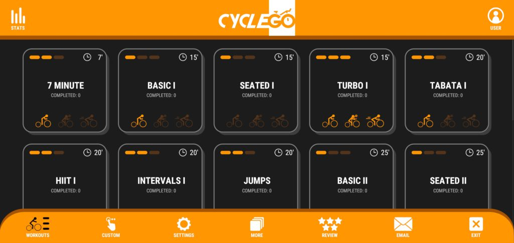 CycleGo Structured Programs