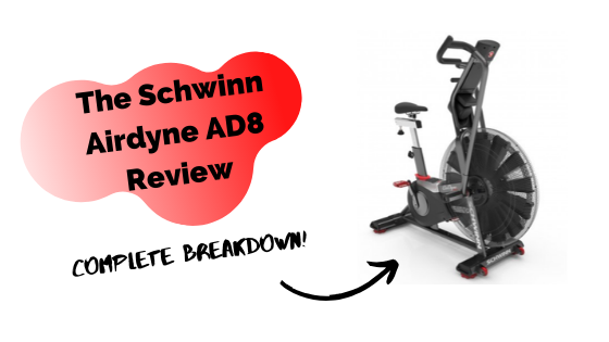 The Schwinn Airdyne AD8 Review