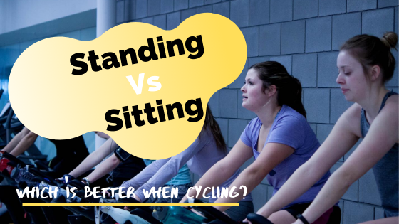 Standing Vs Sitting For Indoor Cycling