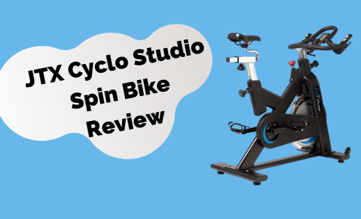 JTX Cyclo Studio Spin Bike Review