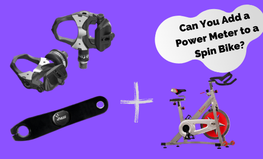 Can You Add a Power Meter to a Spin Bike