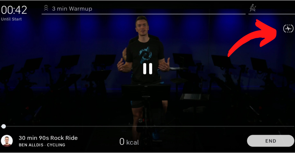 How to connect Wahoo Tickr to Peloton