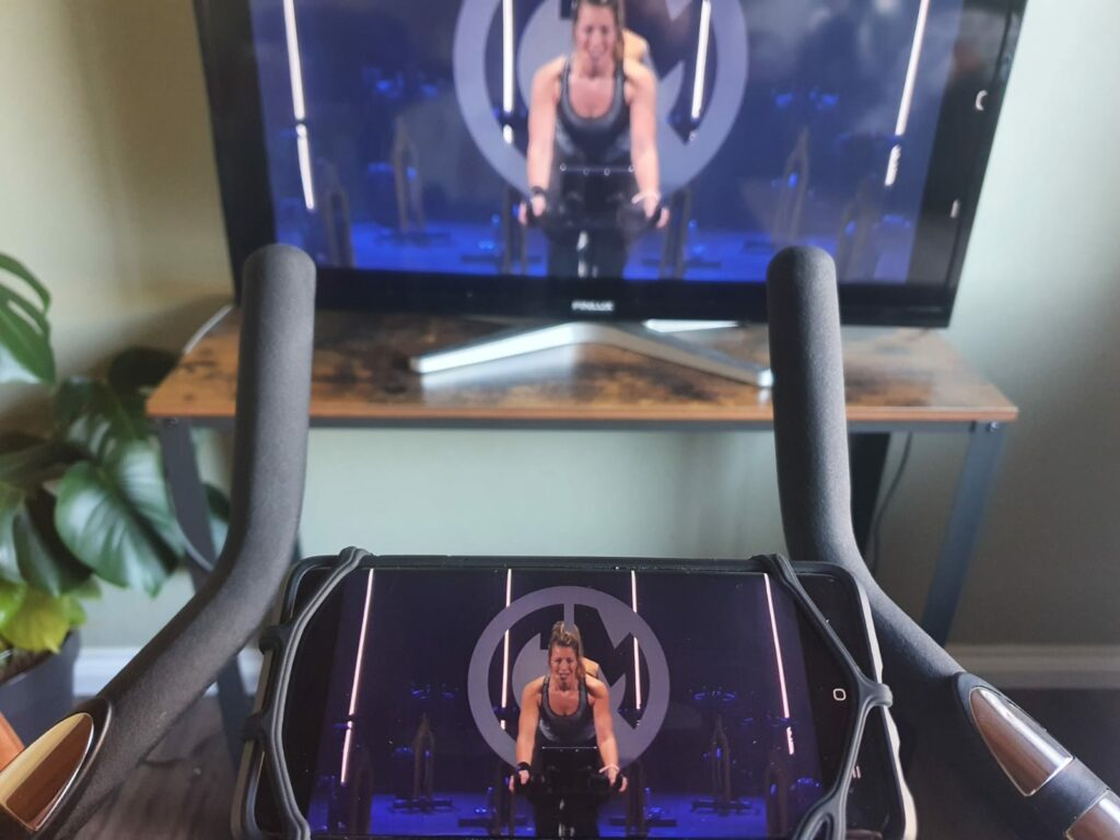 Connecting CycleMasters through Chromecast