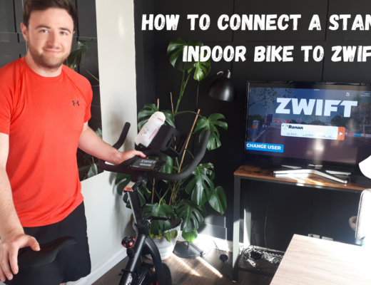 How To Connect A Standard Indoor Bike To Zwift