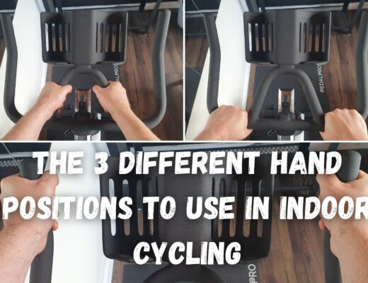 What Are The Different Hand Positions In Indoor Cycling