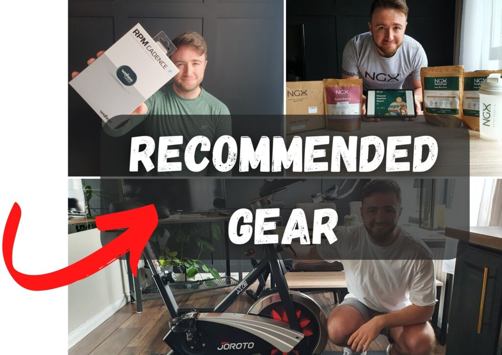 My Recommended Gear